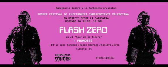 APMV - Primer Festival Electronica Independiente Valenciana